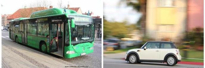 bussbil